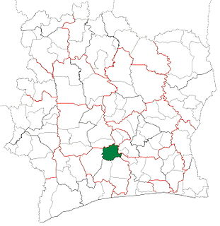 Oumé Department Department in Gôh-Djiboua, Ivory Coast