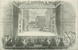 John Street Theatre 18th-century theatre in New York City