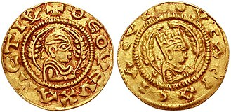 Tigray Region - Aksumite gold coins.