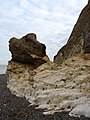 Outcrop in sea cliffs - geograph.org.uk - 613935.jpg