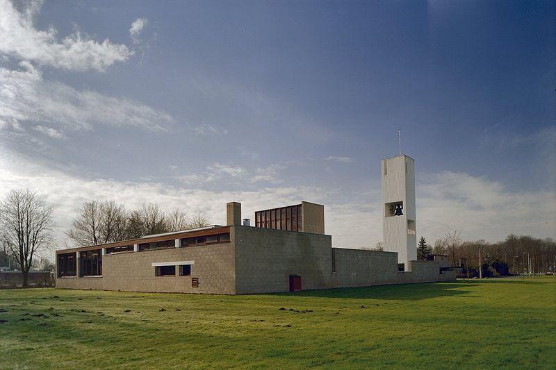 Gereformeerde kerk Nagele