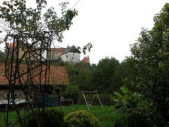 Požun, Croatia - Ozalj Castle from Požun (Ozalj)