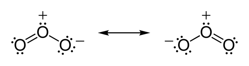 Reactivity of O2 and O3