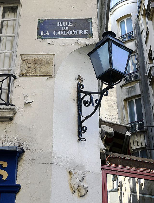 Colombe datant