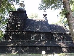 POL Bielsko-Biała Mikuszowice Kościół św. Barbary 2