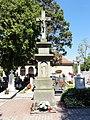 POL Górki Wielkie Krzyż cmentarny.JPG
