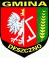 POL gmina Deszczno COA old.png