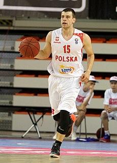 Kamil Łączyński Polish basketball player