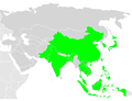 Países Participantes no FAC 2009.png