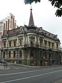 Pałacyk Alfreda Michla w Bielsku-Białej