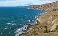 Pacific coastline as seen from Muir Beach Overlook in January 2020.jpg