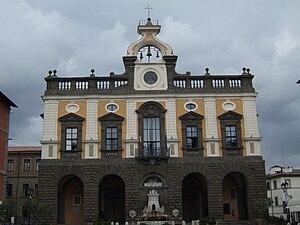 Nepi - Town Hall