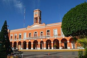 Motul, Yucatán - Municipal palace