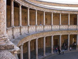 Palacio de Carlos V 03