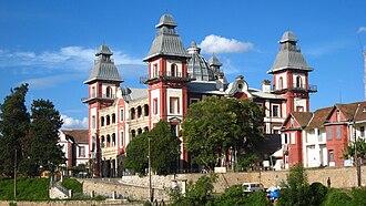 Antananarivo - Andafiavaratra Palace was the home of Prime Minister Rainilaiarivony.