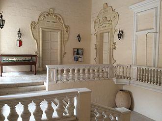 Palazzo Vilhena - Interior of the palace