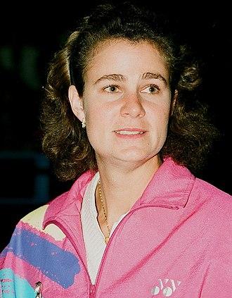 Pam Shriver - Image: Pam Shriver 1994