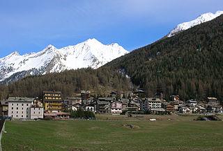 Cogne Comune in Aosta Valley, Italy