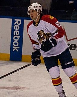 Evgenii Dadonov Russian ice hockey player