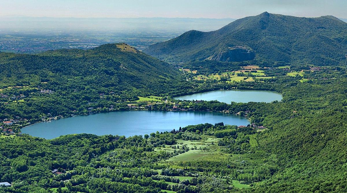 Parco naturale dei laghi di avigliana wikipedia for Disegni di laghi