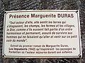 Pardaillan Commémo Marguerite Duras.jpg