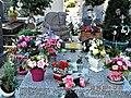 Paris, France. Cimetiere du Montparnasse. (A grave) (PA00086638).jpg
