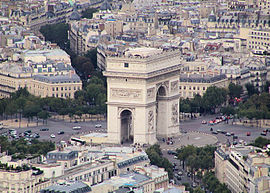 Paris-Arc-de-Triomphe001