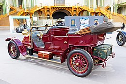 Paris - Bonhams 2016 - Renault Type CC tourer - 1911 - 002.jpg