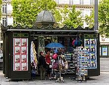Kiosque — Wikipédia