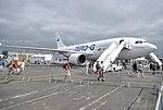 Paris Air Show 2017 Airbus A300 zero-G.jpg