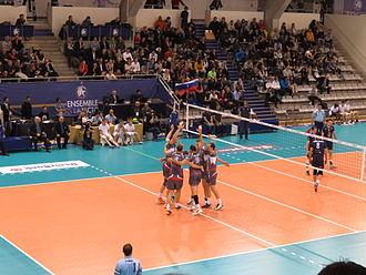 2014–15 CEV Champions League - Paris Volley against Belogorie Belgorod