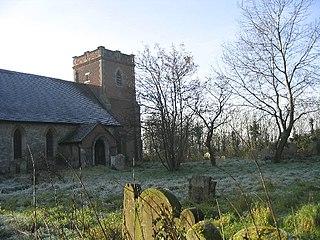North Benfleet village in the United Kingdom