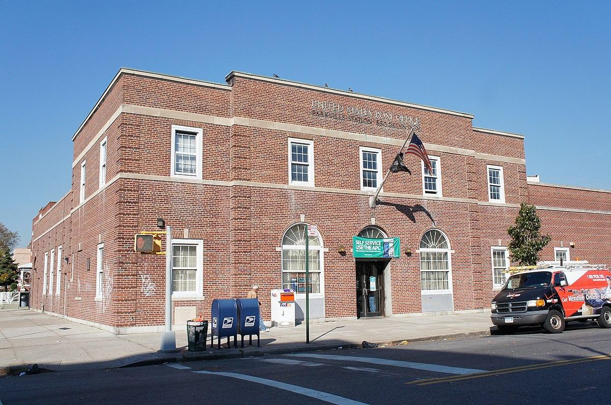 United States Post Office (Bensonhurst, Brooklyn)