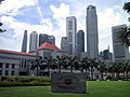 Parliament House and the Singapore skyline - 2002.jpg