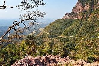 São Joaquim National Park - Image: Parque Nacional de São Joaquim Grão Pará 06