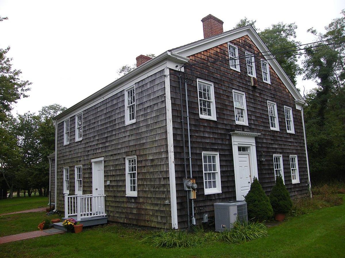 Ambrose Parsons House Wikipedia