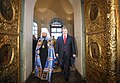 Participation in the liturgy and enthronement of the Primate of the Orthodox Church of Ukraine (2019-02-03) 33.jpeg