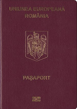 Visa requirements for Romanian citizens -  Romanian passport