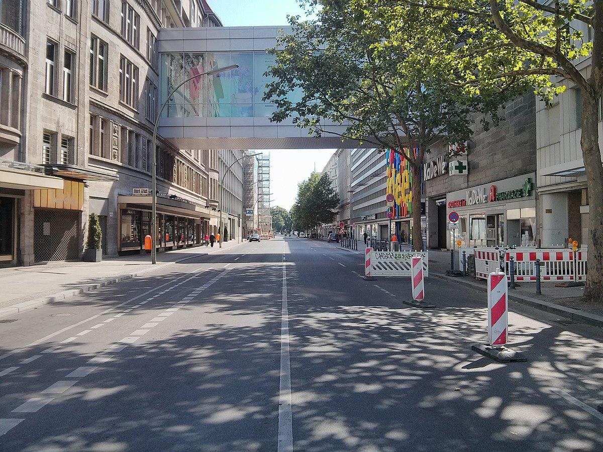 Entfernungsmesser Berlin : Passauer straße berlin u wikipedia