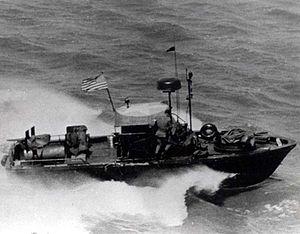 Patrol Boat, River - Image: Patrol Boat Rigid Mark II