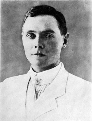 Paul Popenoe - Paul B. Popenoe in 1915.
