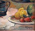Paul Gauguin, Natura morta con ventaglio, 1889 circa, 04.JPG