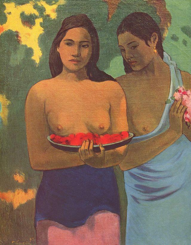 Pechos Con Flores Rojas Wikiwand