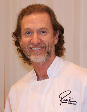 Paul Rankin - Rankin at The Good Food Show in 2011