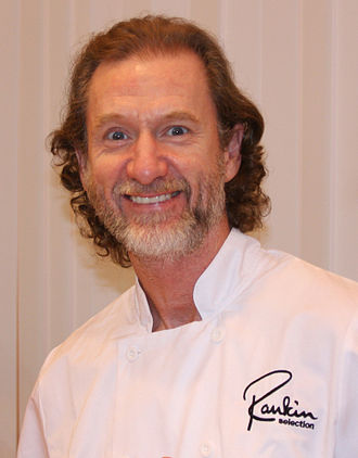 Paul Rankin - Rankin at The Good Food Show in 2011