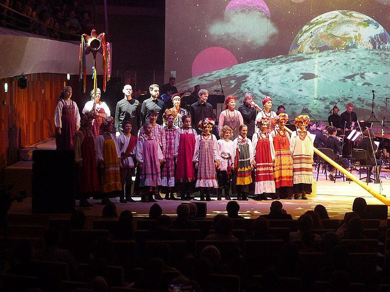 Pavel Karmanov 's Vertep in Zaryadye Concert Hall (2019-01-11) 27.jpg