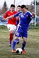 Pavol Ilko (MŠK Žilina), Slovakia U-19 (02).jpg
