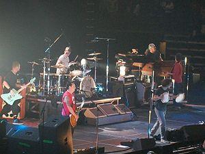 Pearl Jam Twenty Tour - Image: Pearl Jam Hamilton 2011 01