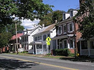 Pemberton Township, New Jersey - Hanover Street