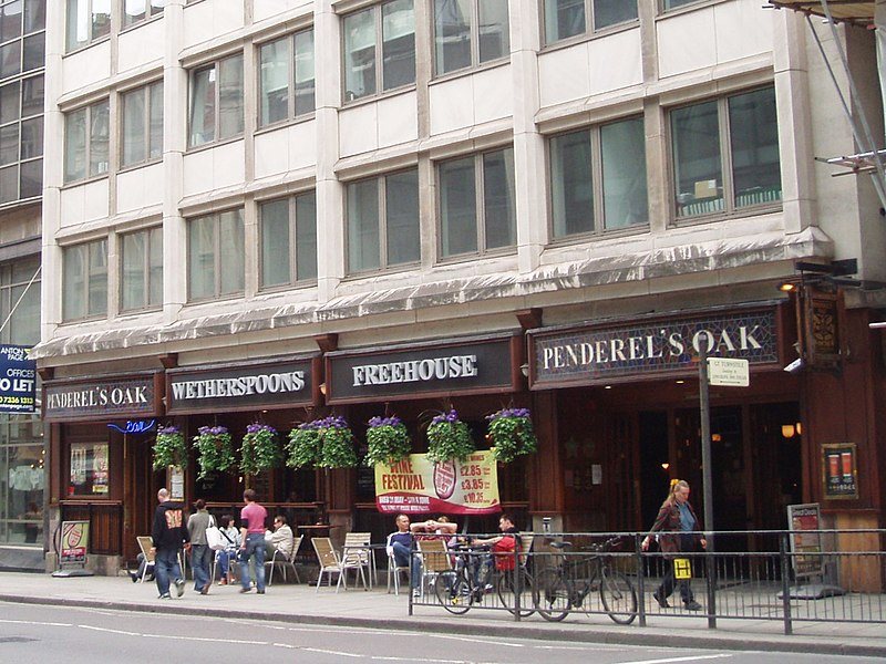 File:Penderels Oak, Holborn, WC1 (2587945475).jpg